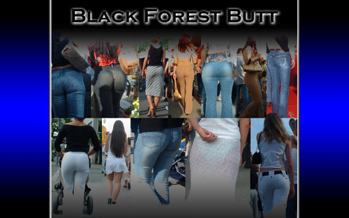 Black Forest Butt